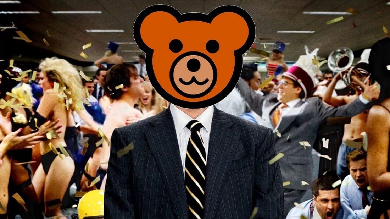 Медведь с Уолл-стрит