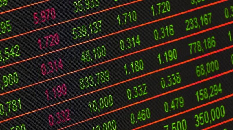 Котировки на фондовом рынке